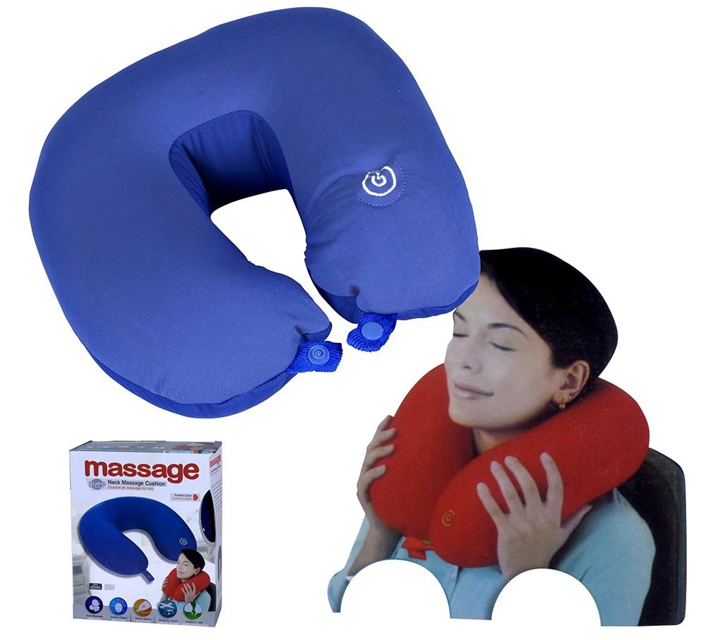 כרית צוואר מסאג 4