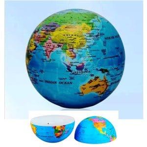 Revolving Globe 2