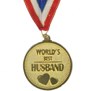 medal husband