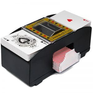 card shuffler auto4