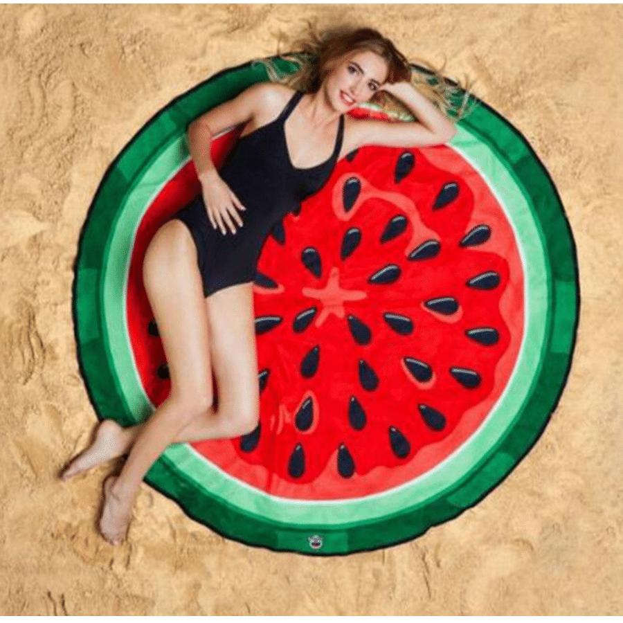 מגבת חוף אבטיח