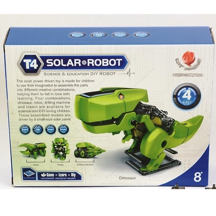 סולר רובוט 6