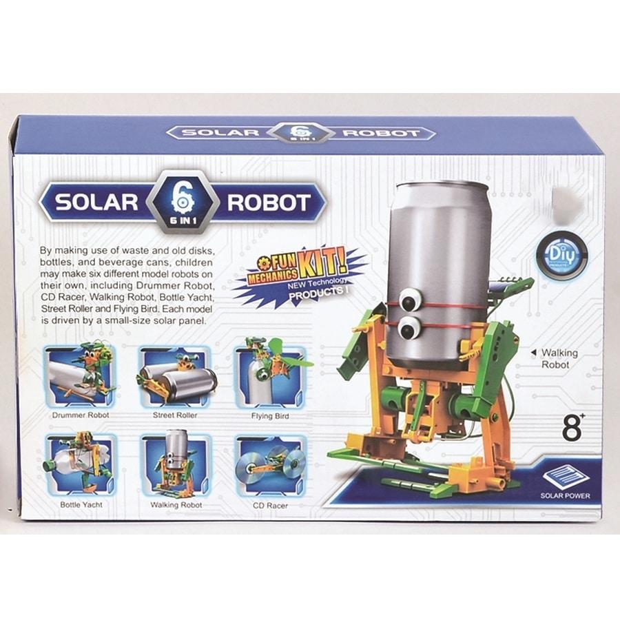 סולר רובוט 8
