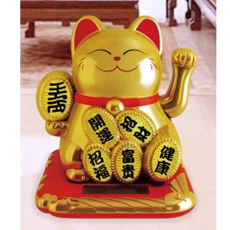 חתול מזל קטן4