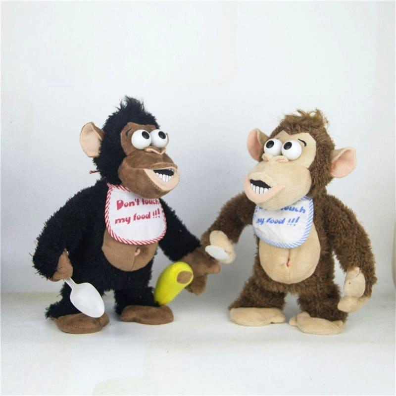 קוף בננה 2
